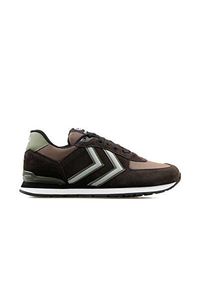 HUMMEL Hmleightyone Sneaker Erkek Günlük Ayakkabı 200600-8415 Kahverengi