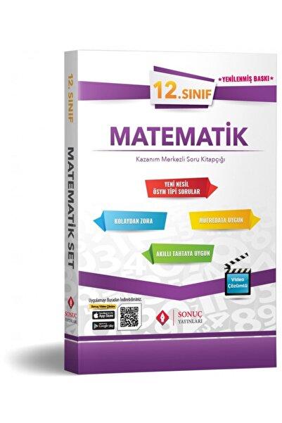 Sonuç Yayınları 12.sınıf Matematik Modüler Set 2021-2022