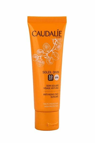 Caudalie Soleil Divin Anti Aging Face Suncare 40ml Spf 50 - Anti