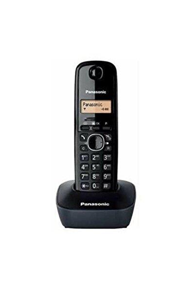 PANASONIC Siyah Telsiz Dect Telefon Kx-tg1611