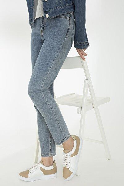 Pierre Cardin Bej Kadın Loafer Ayakkabı S022SZ033.000.1331910