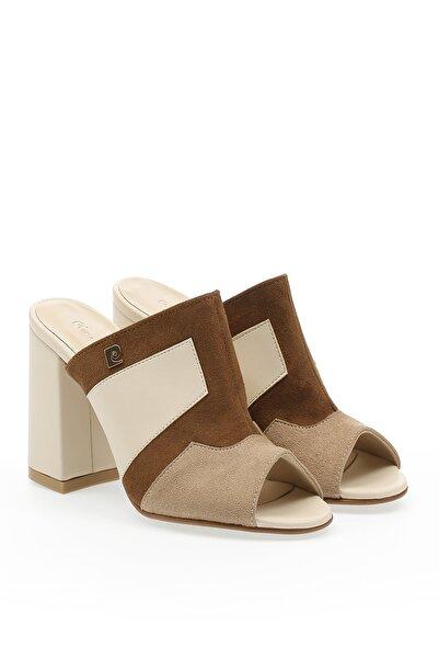 Pierre Cardin Bej Kadın Loafer Ayakkabı S022SZ033.000.1326419