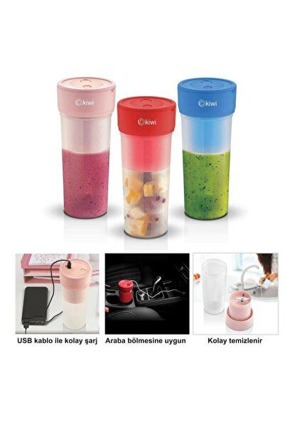 BEYZELİF BUTİK Premium Kw Ksb 2203 Şarjlı Blender(KIRMIZI)