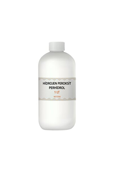 NETTENS Hidrojen Peroksit Perhidrol 1 lt