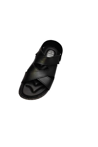 GEZER Siyah,sandalet,terlik