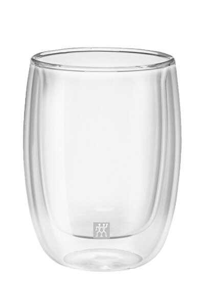 ZWILLING 2'li Set Çift Camlı Kahve Bardağı 395000760