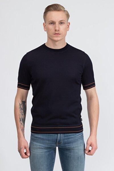 Hugo Boss Erkek Bisiklet Yaka T-shirt50452407