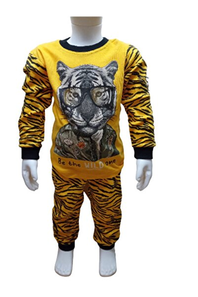 Süpermini 2'li Pijama Takımı