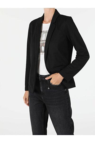 Colin's Siyah Kadın Ceket