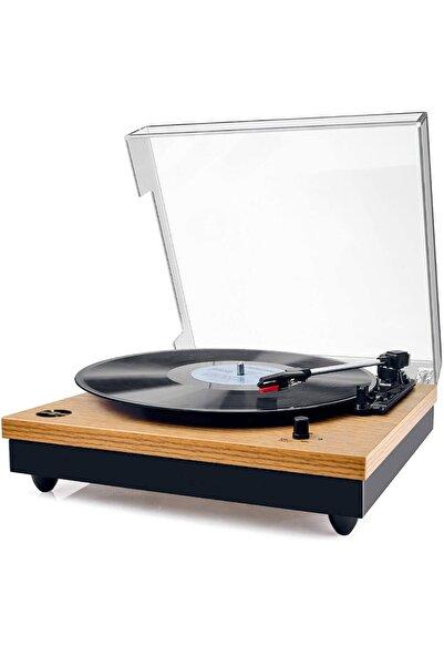 Record Master Tt202j Retro Pikap Bluetooth Özellikli Tüm Plaklar İle Uyumlu
