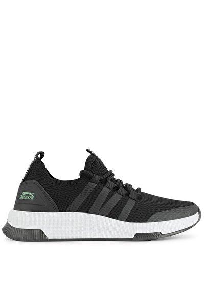 Slazenger Tuesday Sneaker Kadın Ayakkabı Siyah / Sarı