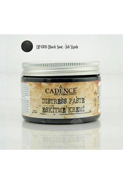 Cadence Distress Paste Eskitme Kremi 150 ml. 1305 Isli Siyah