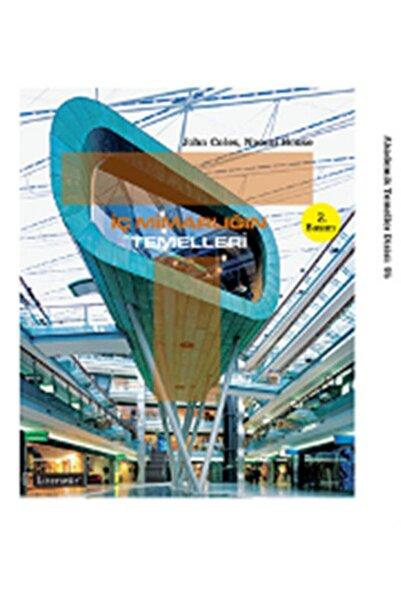 Literatür Yayıncılık Iç Mimarlığın Temelleri