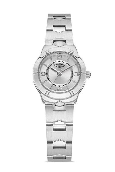 Aqua Di Polo 1987 Kadın Gümüş Minimal Saat Apsv1-a5571-km151