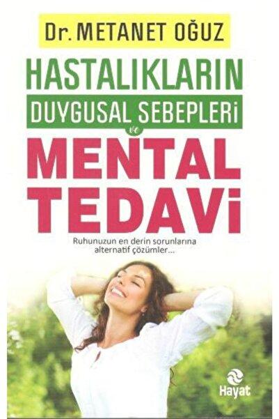 Hayat Yayınları Hastalıkların Duygusal Sebepleri Mental Tedavi