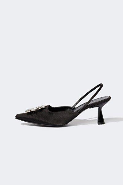 DeFacto Şeffaf Prenses Topuklu Ayakkabı