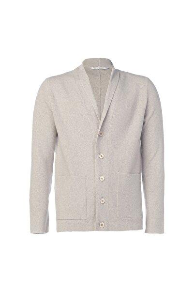 Silk and Cashmere Uzun Kollu Ceket