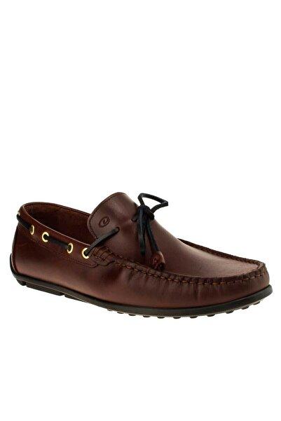 Dexter Hakiki Deri Bordo Erkek Casual Ayakkabı