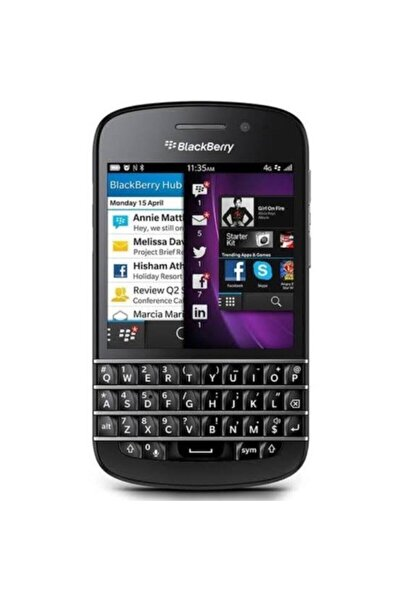 BlackBerry Q10 Telefon