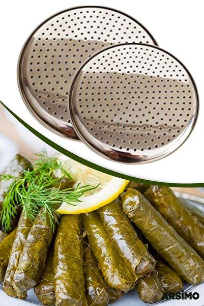 Arsimo 2'li Paslanmaz Dolma Sarma Pişirme Aparatı