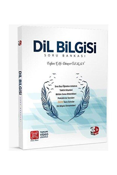 3D Yayınları 3d 2021-2022 Dil Bilgisi Tamamı Video Çözümlü Soru Bankası