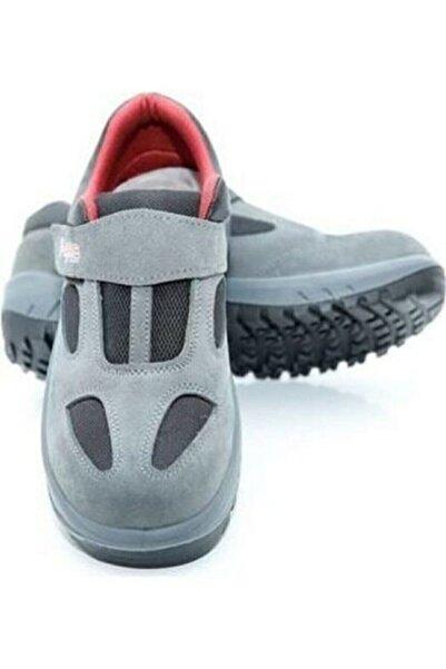 Pars 114 Çelik Burunlu Yazlık Süet Iş Güvenliği Ayakkabısı S1 114s1