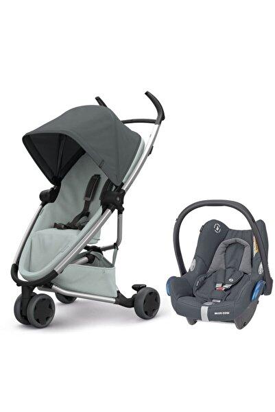 Quinny Zapp Flex Travel Sistem Bebek Arabası / Graphite On Grey