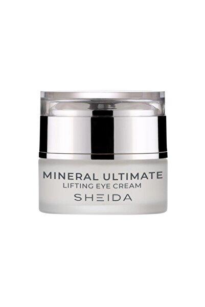 Sheida Mıneral Ultımate Lıftıng & Antı-agıng Eye Cream- Göz Kremi 20 ml
