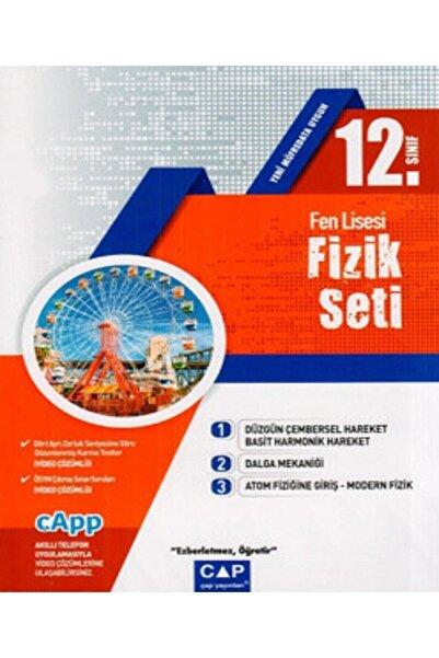 Çap Yayınları 12.sınıf Fen Lisesi Fizik Seti - 2021