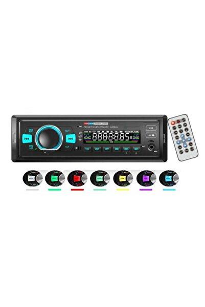 CVS Dextel Dex-28 Oto Teyp Radyo Bluetooth 2 Çift Usb sd aux Telefon Şarj Rgb Tuş Işığı App Konrol 4x60
