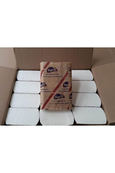 MEGASİL Z Katlama Kat Kağıt Havlu Eko 12 Li