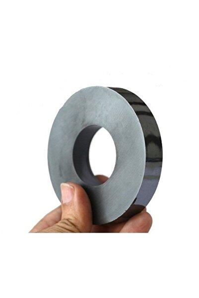 Dünya Magnet 1 Adet 70mm X D32mm X 10mm Ferrit Kömür Seramik Halka Mıknatıs