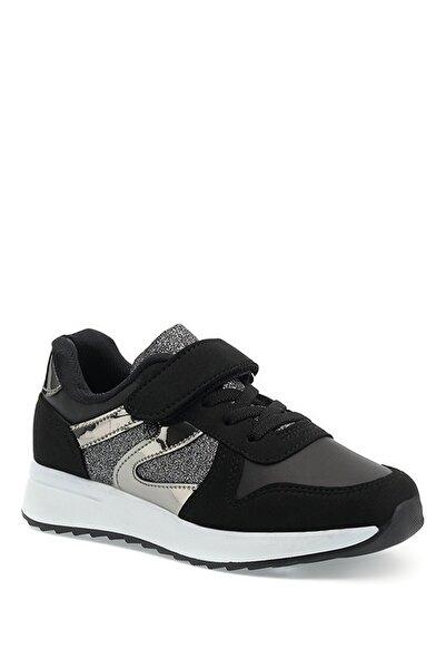 SEVENTEEN Monıca 1pr Siyah Kız Çocuk Spor Ayakkabı