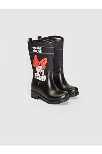 Mickey Mouse 79964 Su Geçirmez Kız Çocuk Yağmur Çizmesi