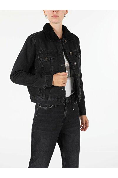 Colin's Regular Fit Jean Kadın Jean Ceket