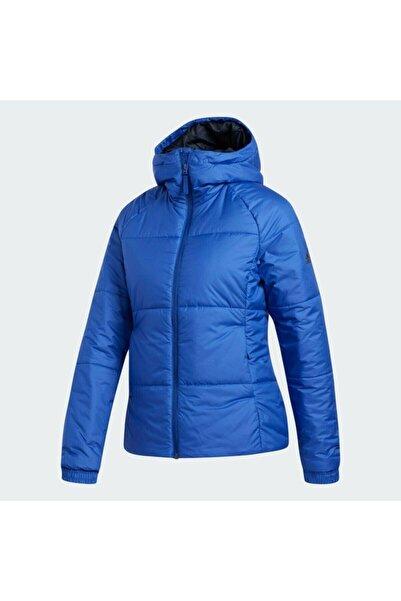 adidas Kadın Mavi Outdoor Mont W Bts Jacket Cy9128