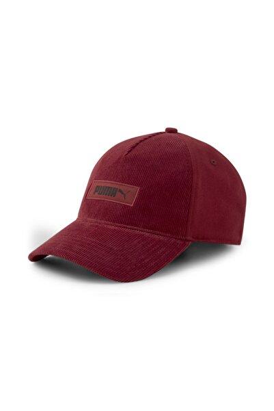 Puma Archive Logo Label Kırmızı Şapka (023535-04)
