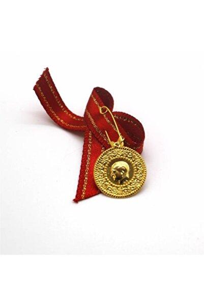 Birlik Kuyumculuk 8 Ayar Çeyrek Altın Takı Altını