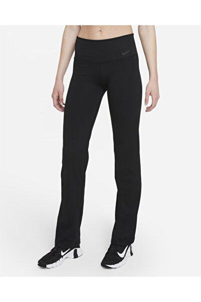 Nike W Nk Df Pwr Classıc Pant Kadın Siyah Eşofman Altı - Dm1191-010