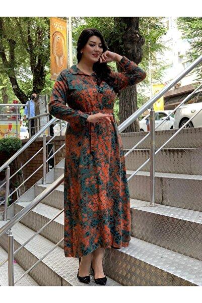 mylife tekstil Kışlık Kadın Elbise