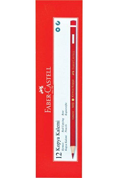 Johann Faber Faber Castell Kırmızı Kopya Kalemi 12 Adet