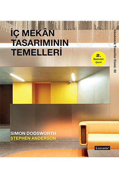 Literatür Yayıncılık Iç Mekan Tasarımının Temelleri