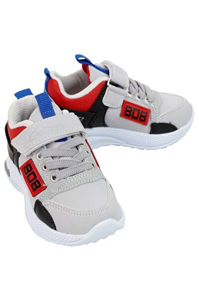 Callion Erkek Çocuk Spor Ayakkabı 22-25 Numara Kırmızı