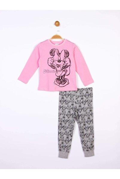 Minnie Mouse Disney Minnie Çocuk Pijama Takımı 18857