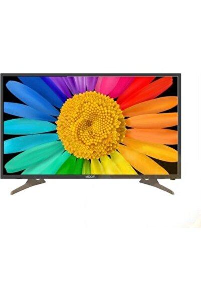 """WOON WN39LEDM502 39"""" 99 Ekran Uydu Alıcılı HD Ready LED TV"""