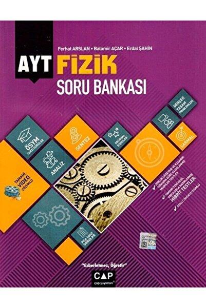Çap Yayınları Çap Ayt Fizik Soru Bankası