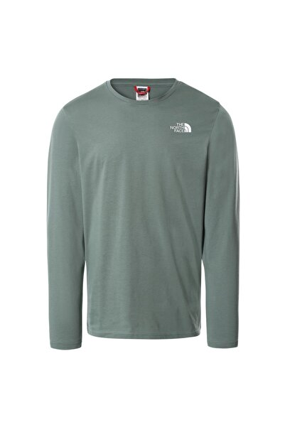 THE NORTH FACE The Northface Erkek L/s Easy Tee Nf0a2tx1v1t1