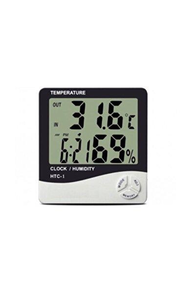 4D Master Htc-1 Termometre, Dijital Sıcaklık Ve Nem Ölçer-