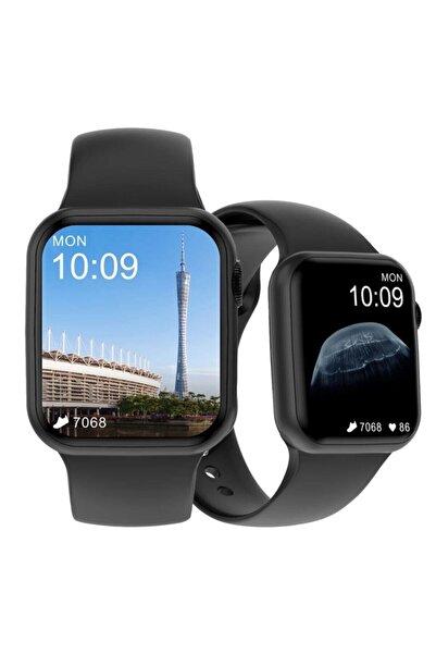 TECHNOMEN Dt100 Plus Smartwatch 2021 Yeni Akıllı Ip67 Su Geçirmez Bluetooth Çağrı Android Ios.