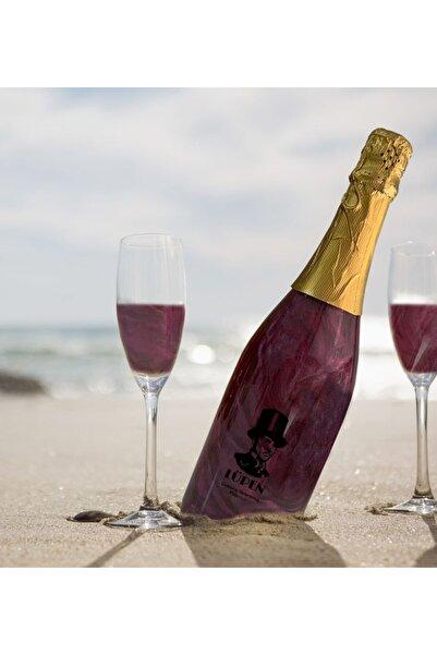 Lüpen Alkolsüz Simli Lux Şampanya Böğürtlen Aromalı 750 Ml 1 Adet